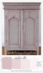 Chalk Paint Colors For Cabinets by 426 Best Chalk Paint Palette Images On Pinterest Painted