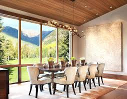 Rustic Dining Room Chandeliers Lighting Ideas With In Modernity Chic Chandelier