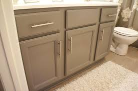 Reface The Bathroom With Painting Bathroom Cabinets — Aricherlife ... Refishing Oak Bathroom Cabinets Dark Stain Color With Door And 27 Best Bathroom Cabinets Ideas Wow 200 Modern Ideas Remodel Decor Pictures Design For Your Home Cabinetry For Various Amaza Grey Plastic Shelves Countertop Towels Tall White Accsories Cabinet 74dd54e6d8259aa Afd89fe9bcd Guide To Selecting Hgtv Above Toilet Unfinished Vanities Rv