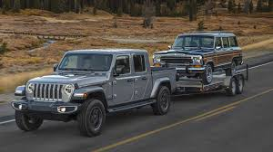 100 4 Door Jeep Truck 2019 Gladiator Is A Glorious Pickup