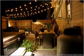 Lovely Outdoor Light Strings Decoration Lighting Ideas