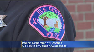 Daves Pumpkin Patch Tampa by Elk Grove Officers Don Pink Shoulder Patches For Breast Cancer