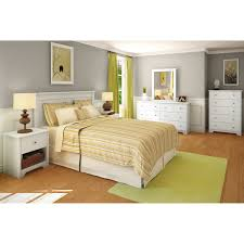 South Shore Step One Collection Dresser by Vito Storage Platform Bed Queen Hayneedle