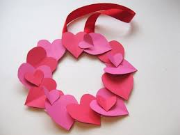 How To Make A Valentineamp039s Day Heart Wreath