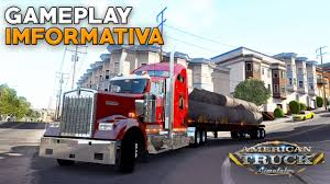 American Truck Simulator - Gameplay Informativa #01 - YouTube Kenworth K100 Cabover American Truck Simulator Pinterest Ats Amazon Prime Trailer 130 Download Link Youtube 1957 Chevrolet Task Force Stake Body Original Vintage Dealer Travelcenters Of America Ta Stock Price Financials And News Connected Semis Will Make Trucking Way More Efficient Wired Truck Trailer Transport Express Freight Logistic Diesel Mack Scs Softwares Blog Weigh Stations New Feature In Tulsa Ok Wreaths Across Americas Tributes Present Star Traywick