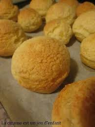 pâte à choux craquelin