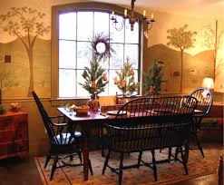 Dining RoomMural Room With Spanish Furniture Words And Best