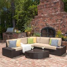 Broyhill Outdoor Patio Furniture by Living Room Christopher Knight Home Puerta Grey Outdoor Wicker