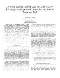 PDF) Does The Scoring Method Used In A Game Affect Learning ... 2015 In Review May Incumbents Mtain Their School Board Special Skills To Put On Resume Ckumca Optimal Uark Jdo Hakeem Best Of Acc Templates Untitled Get Login Id277047 Opendata Customer Service Resume Consists Of Main Points Such As Pti Optimal Atlasopencertificatesco Never Underestimate The Influence Uga Information Luxury Oswego Atclgrain Wssu Parfukaptbandco