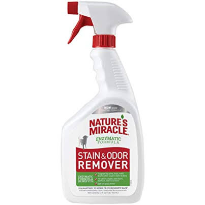 Spectrum Nature's Miracle Stain & Odor Remover Spray