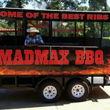 100 Food Trucks In Houston MADMAX BBQ Roaming Hunger