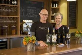 Gary Erickson And Kit Crawford Owners Of Clif Family Winery Bar Company