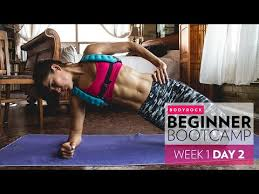 Captains Chair Exercise Youtube by Bodyrock Beginner Boot Camp Day 2 Youtube Daily Hiit Body