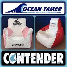 Contender Boats Inc Branded Ocean Tamer Marine Bean Bags The Official