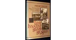 lest innocent blood be shed by philip hallie