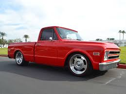 Featured Car Of The Week: 1968 Chevy Custom Pickup Truck – Classic ...