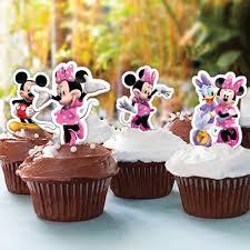 activités manuelles les décorations de cupcakes de minnie fr