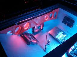 Pljgkrd Pc Desk Case Mod Redlineelite Deskpc Scratch Build s
