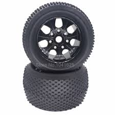 Check Discount 4pcsset 140mm Rc 18 Monster Truck Tires Plastic ...