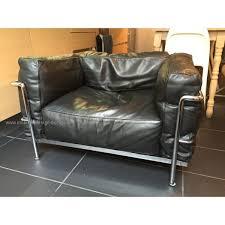 canape le corbusier fauteuil le corbusier inspirant canape le corbusier lc3 3 canap233