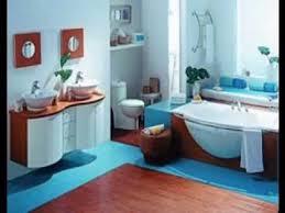 Teal Color Bathroom Decor by Blue And Brown Bathroom Decor Ideas Youtube
