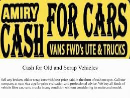 Cash For Old And Scrap Vehicles By Amirycashforcars - Issuu