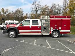 2010 Ford F-550 Super Duty Crew Cab 4x4 Mini-Pumper | Used Truck Details