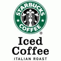 Starbucks Coffee Logo Of Iced