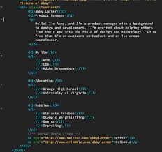 Text Decoration Underline Padding by Learn To Code Series Use Css To Style A Web Page Creative Cloud