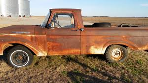 New Member With A 62 Unibody - Ford Truck Enthusiasts Forums