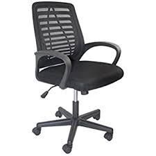 aleko alcm815bl black ergonomic office chair high