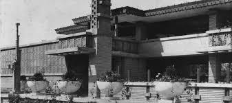100 Frank Lloyd Wright Jr Midway Gardens Foundation