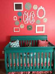 Bratt Decor Crib Skirt by Chalk Paint Crib With Ruffled Crib Skirt Things I U0027ve Done