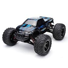 Jual Monster Truck Bigfoot Brushed RC Remote Control 2WD 2.4GHz ...