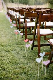 Cool Diy Outdoor Wedding Aisle Decorations 26 On Table Decor With