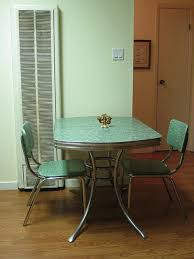 Dinette Set Retro Formica Kitchen Table Side Tables And Chairs Images 18