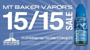 Mt Baker Vapor 15% Off 15mL Week Long Sale! Mt Baker Vapor Phone Number September 2018 Whosale Baker Vapor On Twitter True That Visuals Blue Friday 25 Off Sale Youtube Weekly Updated Mtbakervaporcom Coupon Codes Upto 50 Latest November 2019 Get 30 New Leadership For Store Burbank Amc 8 Mtbaker Immerse Into The Detpths Of The Forbidden Flavors Mtbakervapor Code Promo Discount Free Shipping For