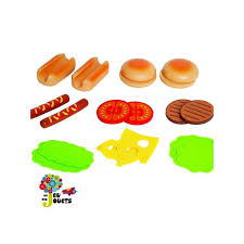 cuisine enfant 3 ans hape cuisine hamburgers et hotdogs jouet en bois enfant 3 ans