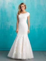 modest lace wedding dress for the future Pinterest