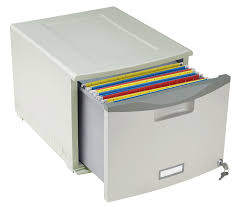Staples File Cabinet Dividers by Single Drawer File Cabinet With A4 Filing 1 Grey Staples And Asset