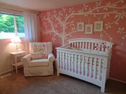 Tree Wall Decor Baby Nursery by Baby Nursery Ideas Small Room Bedroom And Living Room Image