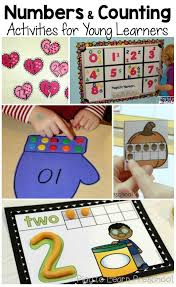 Check Out These Colorful And Creative Number Activities For Preschoolers Perfect Home Or The