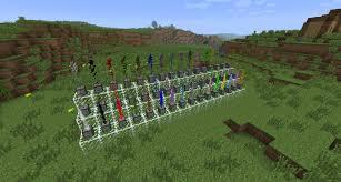 1 5 2 SP MP LAN Particle Decoration Mod v 1 4 1 Minecraft