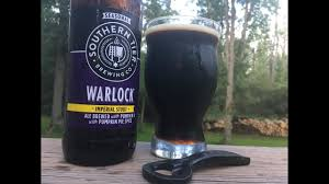 Imperial Pumpkin Ale Southern Tier by Buffalo Beer Reviews Southern Tier Warlock 2017 Youtube