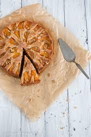 aprikosen lavendel kuchen mit walnüssen rezeptebuch