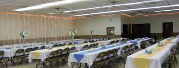 Wedding Was Decorating The Church And Reception Hall For