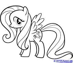 Pin Drawn My Little Pony 12