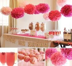 Baby Shower Girl Decoration Ideas