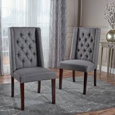 Billings Tufted Fabric High Back Dining Chairs (Set Of 2) Hcom 45 Tufted High Back Velvet Accent Chair Living Room Soft Padded Couch Lounge Cream White Madison Park Btexpert French Upholstered Ding Set Of 2 Tufted Leather High Chair Denmark Healthupdateco 24 W Counter Button Linen Solid Hardwood Frame China Whosale Aliba Settee Lauren Nontufted Russian Fabric Chandel Office Vintage Smoke Pair Hollywood Regency Style Chairs Belleze Tall Wingback With Nail Head