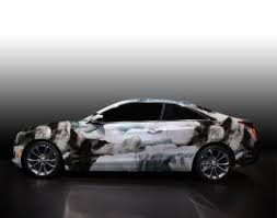 Custom Cadillac ATS Coupes by Menswear Designers for New York